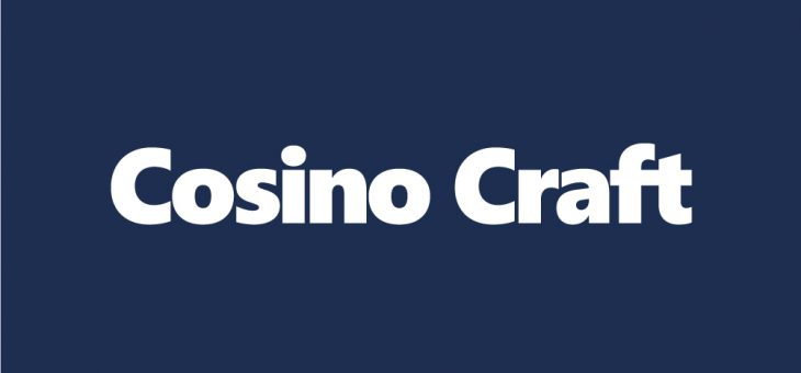 NEW OPEN!! Cosino Craft Web Site